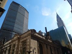 MetLife Building, Grand Central Terminal and Chrysler Building