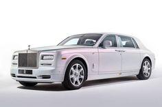 Teuerster Rolls-Royce: Rolls-Royce Phantom EWB, Grundpreis ab 484.984 Euro. Bild 43