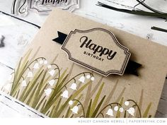 11th Anniversary Day 9: February Release Day 4 + Designer Workspace Challenge – Papertrey Ink