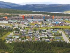 New Urbanist: Off-world colonies of the Canadian Arctic featuring MBI member Civeo