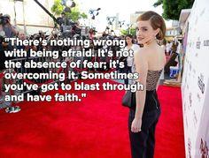 I have faith..