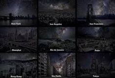 Image result for london with out sky pollution