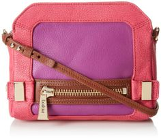Botkier NY Honore Cross Body Bag,Magenta,One Size botkier, To enter online shopping Just CLICK on AMAZON right HERE http://www.amazon.com/dp/B00FQOTO2K/ref=cm_sw_r_pi_dp_ZNFntb0QEPTDPSDC