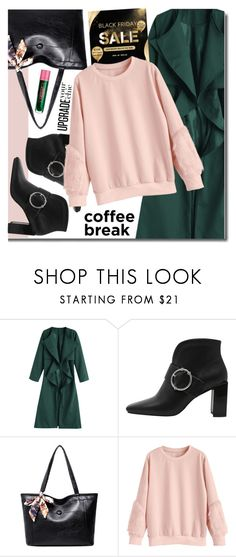 """""""Black friday"""" by shadow-12 ❤ liked on Polyvore featuring Lipstick Queen"""