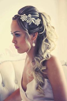 Bridal Hairstyle!