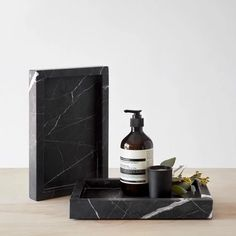 We partner with artisans to create modern goods for the well-traveled home. Marble Candle, Marble Tray, Man Bathroom, Bathroom Shelves, Masculine Bathroom, Marble Coasters, Candle Holder Set, Higher Design, Mirror Set