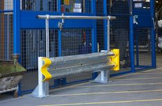 Armco Crash Barrier Installation  #armcocrashbarrier #crashbarrier #armcocrashbarriers #crashbarriers #outdoor