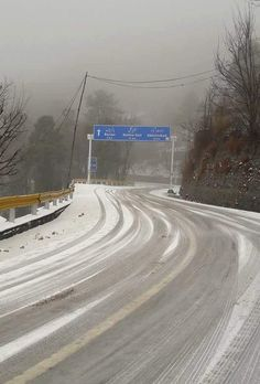 Road to Abbotabad, Pakistan