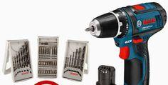 Bosch GSR1082LI Professional Cordless Drill/Driver 10.8V 2.0Ah