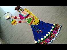 Easy Rangoli Designs Videos, Easy Rangoli Designs Diwali, Indian Rangoli Designs, Rangoli Designs Latest, Simple Rangoli Designs Images, Rangoli Designs Flower, Free Hand Rangoli Design, Rangoli Border Designs, Small Rangoli Design
