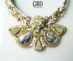 Elegant Beaded Necklaces