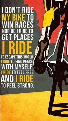 The Effective Pictures We Offer You About best Cycling Quotes A quality picture can tell you many th Bicycle Quotes, Cycling Quotes, Cycling Art, Road Cycling, Cycling Bikes, Road Bike, Cycling Jerseys, Bicycle Workout, Cycling Workout