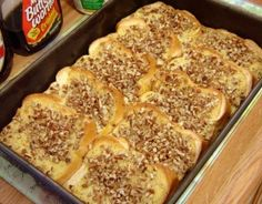Christmas Morning - Overnight French Toast. Im gonna smile later for repinning this noowwww....!#Repin By:Pinterest++ for iPad#