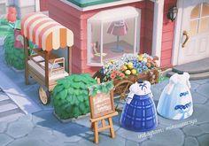 Animal Crossing Wild World, Animal Crossing Pocket Camp, Animal Crossing Game, Animal Games, My Animal, Motifs Animal, Animal Crossing Qr Codes Clothes, Island Design, New Leaf