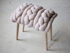 Textile Designer Claire-Anne O'Brien / Design Milk