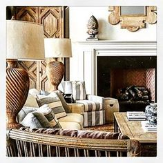 """""""What we look for is a place that will repair us, that will make us more whole than we are, a place that will protect and inspire us toward grace...."""" Bobby McAlpine ( Creating """"home"""" for that reason and that reason alone is what feeds my soul. Grateful for our clients who allow us that privilege.)"""