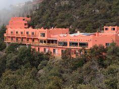 Divisadero Hotel in Copper Canyon Mexico
