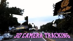 3D Motion Tracking After Effects | After Effects Camera Tracker | After ...