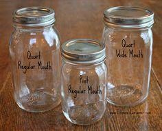 Ball Smooth Sided Jars from Fillmore Container Mason Jar Crafts, Mason Jars, Pantry Storage, Canning Jars, Jar Lids, Needful Things, Diy Garden Decor, Love Valentines, Amazing Gardens
