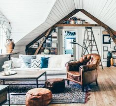 How To Do Bohemian the Scandinavian Way   Apartment Therapy