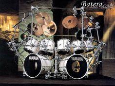 Massive Yamaha kit