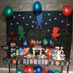 Cumpleaños Giorgio #4 PJ Mask
