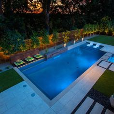 Having a pool sounds awesome especially if you are working with the best backyard pool landscaping ideas there is. How you design a proper backyard with a pool matters. Backyard Pool Landscaping, Backyard Pool Designs, Small Backyard Pools, Swimming Pools Backyard, Swimming Pool Designs, Outdoor Pool, Indoor Swimming, Lap Swimming, Modern Backyard