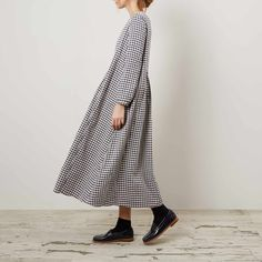 Gingham George Dress