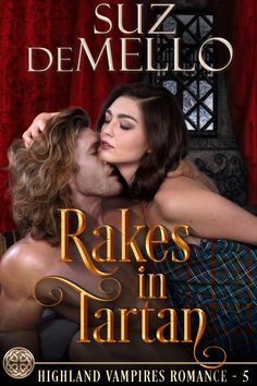 An insanely wild Regency romance, with hot sex, dragon shifters, vampires and a Nordic fairy. Not to be missed!