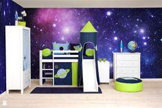 Bajeczny pokój dziecięcy - meble z kolekcji Maja - zdjęcie od Seart.pl - Pokój dziecka - Styl Nowoczesny - Seart.pl