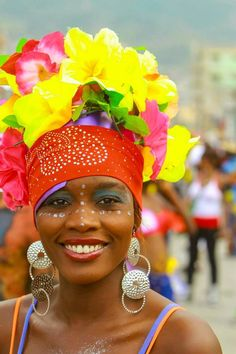 Haiti's Carnaval of Flowers July 28,29, and 30th 2013.