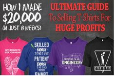 give You Best Selling UNIQUE Teespring Tshirt Design That Gene... by wayne_services