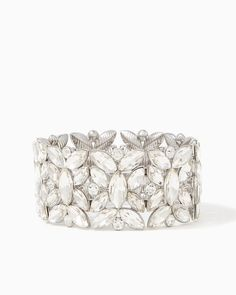 charming charlie | Magic Marquise Stretch Bracelet | UPC: 400000240961 #charmingcharlie
