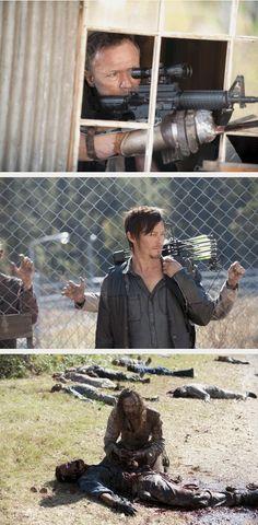 The Walking Dead  sdfher8yuovhidfygu T.T the feels
