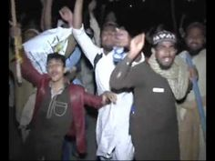 Islamabad Dharna End Protester Dance
