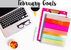 Today on Breakfast at Lilly's I'm sharing my February Goals + The Road to a Better Me link-up! Feel free to join in on this monthly goal setting link-up!