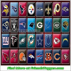 nfl football | Tag Your Friends as NFL Football Teams #2 on Facebook Tags Pictures