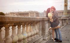 Paris Paris Paris engagement picture