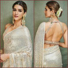 Heavy sequence n thread work dyble 44 wirth 700 pm Sikh Bride, Stylish Sarees, Lehenga Blouse, Fashion Blogger Style, Indian Beauty Saree, Bollywood Saree, Indian Celebrities, Huda Beauty, Boho Dress