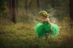 A fairy by Anna Rozwadowska