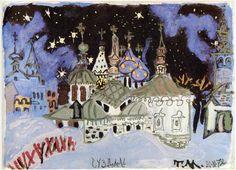 Mulberry Whisper: Russian Folk Tales as Seen by Tatiana Mavrina