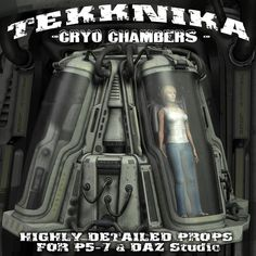 Tekknika: Cryo Chambers