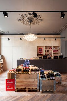 Brouwerij De Koninck, Antwerp, Belgium, Modular Lighting Instruments, Stove, light, brewery