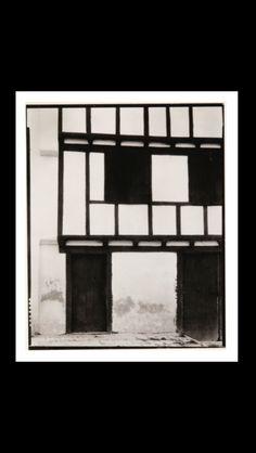 Paul Strand- Pyrénées, France, 1951 - Gelatin silver print - 24 x 19 cm