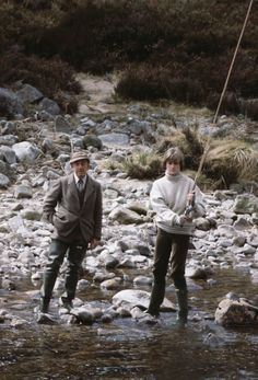 Pin for Later: Inside the Queen's Balmoral Photo Album Diana learning to fish shortly before her marriage in 1981 The princess-to-be was taught by one of the estate's groundskeepers.
