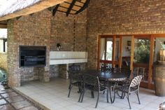 Braai area Outdoor Fireplaces, Indoor Outdoor, Outdoor Decor, Farmhouse Ideas, Pergola, Bbq, Oven, Construction, Patio