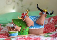 """Коровки """"По маковому полю"""" - корова,коровка,теленок,бык,бычек,мак,маковое поле"""