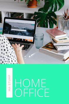 Dicas para seu dia a dia em um home office criativo e inspirador!