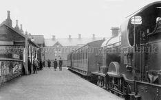 Ballyclare Station ) (Old). Old Steam Train, Historical Images, Photographs, Photos, Belfast, Far Away, Northern Ireland, Origins, Irish