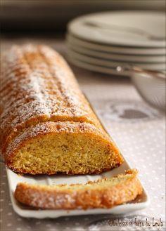 Amor Polenta, il dolce di Varese. Sofficissimo, delicato, al profumo di mandorle e nocciole.   #amor #polenta #plumcake #dolce #varese #mandorle #nocciole #cake #torta #almonds #hazelnuts